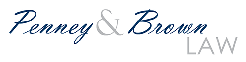 Penney & Brown Law Logo